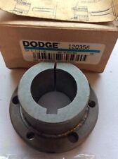 """Dodge 120356 QD Bushing SH X 1-3/16, 1-3/16"""" ID   New In Box    FREE SHIPPING"""