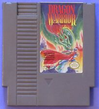 Dragon Warrior (Nintendo NES, 1989) Game Only, Tested, WORKS!