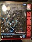 Transformers Studio Series 56 DOTM Shockwave MISB New Sealed For Sale