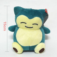 "New 6"" Pokemon Snorlax Kids Toy Soft Plush Stuffed Doll Toy Birthday Gift"