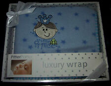 PITTER PATTER Little Prince & Frog Luxury Wrap 75cm x 75cm Gift Box PitterPatter