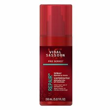 VIDAL SASSOON Repair & Finish Spray 5.07oz Smoothing Protect Hair MADE IN FRANCE
