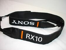 SONY RX10 camera strap, Wide model , as pictured  RX 10   #02005