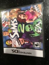 The Sims 2 (Nintendo DS, 2005) Brand New Factory Sealed