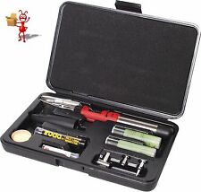 Solderpro 150 125W Gas Soldering Iron Kit - Cartridge Powered