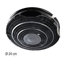 afc-30 filtres à charbon Ø 24cm pour plusieurs Hotte aspirante comme AEG ,
