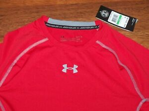 NWT Under Armour Large Compression Fit Long Sleeve New with Tag Bag Top