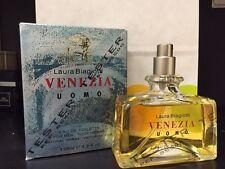 Venezia Uomo by Laura Biagiotti 4.2 oz EDT Spray Men NTIB