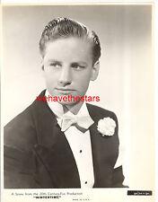 Vintage Geary Steffin HANDSOME ICE SKATE STAR '43 Portrait JANE POWELL Husband