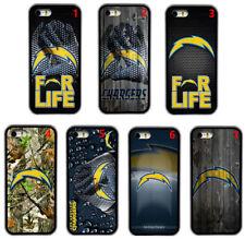 Nuevo San Diego Chargers Goma Teléfono Estuche Cubierta para iPhone/Samsung