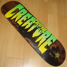 "Creature - Stained Logo - Skateboard Deck - 8.26"" wide"