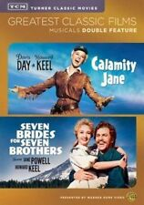Calamity Jane/seven Brides for Seven 0883929354047 With Doris Day DVD Region 1
