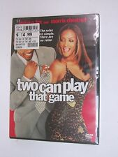 Two Can Play That Game (DVD, 2001)- BRAND NEW    FACTORY SEALED    FREE SHIPPING