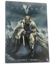 Vikings Season 6: Vol. 1 DVD 2020 BRAND NEW