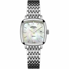 Rotary LB05305-07 Ladies watch Windsor Silver Tone bracelet RRP £179. 00