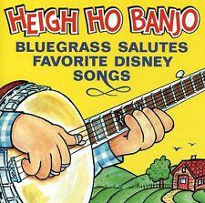 Various Artists - Heigh Ho Banjo: Bluegrass Salutes Disney / Various [New CD]