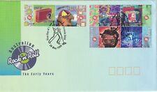1998 Australia Fdc cover 75th Australian Rock`n`Roll