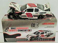 Dale Earnhardt Jr. #8 Tribute Concert 1/24 2003 Action Monte Carlo Stock Car.