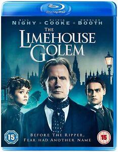 The Limehouse Golem (Blu-ray) Brand New Sealed