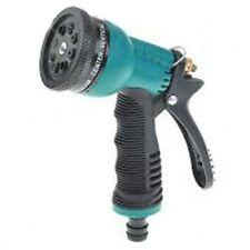 7 Pattern Garden Water Spray Gun Car Bike Washing Cleaning Sprayer Nozzle- 1 Pc