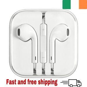 Earphones Earbuds for Apple iPhone 4 5 6 7 8 X Headphones With Mic 3.5mm Jack