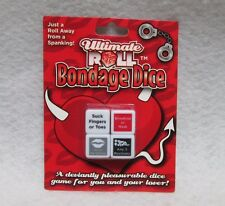 Ultimate Roll Bedroom Dice Game Couples Party Date Night Hot Sexy Anniversary