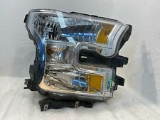 2015 2016 2017 Ford F150 f-150 Headlight Halogen OEM Passenger Right RH FL34-130