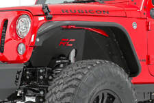 Rough Country Front Inner Fenders (fits) 2007-2018 Jeep Wrangler JK
