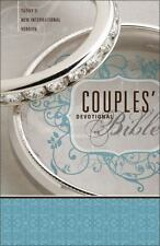 Brand New Couples' Devotional Bible (2008, Hardcover, Revised, New Edition)