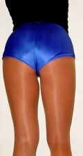 M Dolfin Logo Royal Shorts aerobic running 1st Hooters Uniform Athleisure SHINY