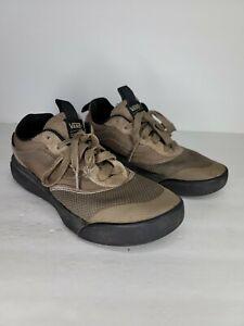 Vans Ultra Range RapidWeaver Tan Skateboard Sneakers Size Men 6.5  Women 8