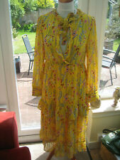 REVEUSE FLORAL DRESS - SIZE S (ABOUT UK 8) NEW WITH TAGS