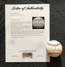 Vin Scully signed baseball LA Dodgers PSA/DNA Rawlings OML ball photo proof