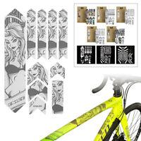 ENLEE Bike Stickers Frame/Fork Guard 3D Protactive Film MTB Road Bike Stickers