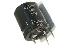 4700UF 16 V High Ripple Matsushita Radial Condensateur électrolytique ad1u14