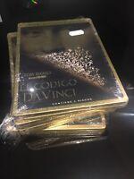 Il Codice da Vinci DVD Edizione Metallico Estesa Sigillata Tom Hanks