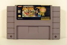 SUPER MARIO ALL STARS: PLAYERS CHOICE Super Nintendo Game CLEANED & TESTED 1993