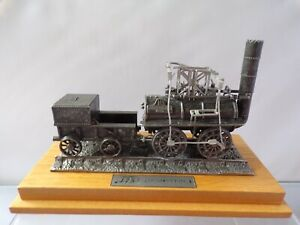 BACHMANN LOCOMOTION No.1 LIMITED EDITION. 175th ANNIVERSARY HAS DAMAGE
