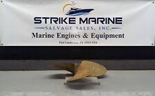 "Columbian Machine Pitch Propeller, 24 X 24 X 3 X 1.5"" Bore, Bronze, RH"