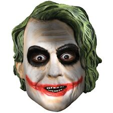 Joker Mask Child Boys Dark Knight Halloween Costume Accessory