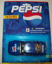PEPSI Golden Wheel Race Car