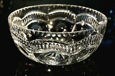Beautiful Edinburgh Crystal Bowl