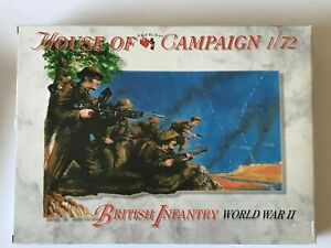 BRITISH INFANTRY WWII - A CALL TO ARMS - NO:52 - 1/72 Scale