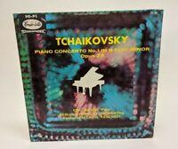 Eric Silver Berlin Symphony Orchestra Tchaikovsky Record LP HiFi Stereophonic
