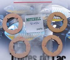 4  x rondelle pour moulinet MITCHELL 396/496/498/498X/498PRO etc.....  ( 81842 )
