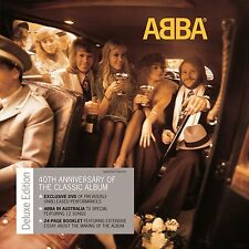 ABBA SELF TITLED REMASTERED Deluxe Edition CD & DVD ALL REGIONS NTSC NEW