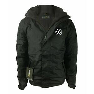 VW Volkswagen Jacket Regatta Dover / Fleece/ Soft Shell / Car Coat / Polo New