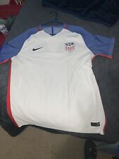 2016 Usa Usmn Mens National Team Home Nike Soccer Jersey Adult Xl