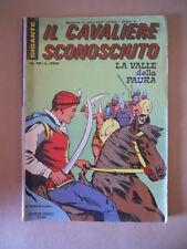 IL CAVALIERE SCONOSCIUTO Gigante n°18 1975 ed. Cenisio [G512] BUONO