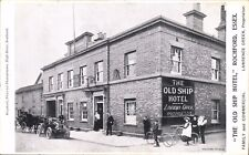 Rochford. The Old Ship Hotel by Shepherd, Southend. Lawrence Green, Proprietor.